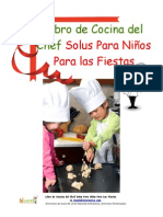 Es Spanish Kids Easy Holiday Food Recipes Free Printable Fun Kids Holiday Cookbook Healthy Christmas Cooking Recipes Cookies Appetizers