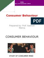 Consumerbehaviour Notesu1 130102061909 Phpapp01