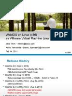 WebIOU on Linux