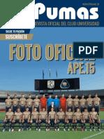 Revista Pumas Num 26