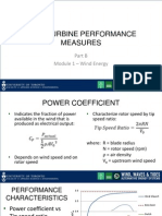 Lecture 5 Wind Turbine Peformance Measures_slides