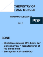 Biochemistry of Bone and Muscle (12!11!2012)
