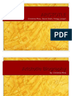 Aristotle Presentation