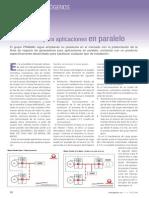 Conexion Grupos Electrogenos en Parelelo