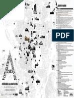 Xi Semana de La Arquitectura de Madrid Del 3 Al 12 de Octubre de 2014 Folleto 1