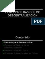 Descentralizacion Clase Pp
