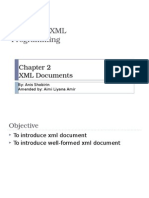 Chapter 2 - XML Documents.pptx