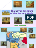 Seven Wonders of the World 1