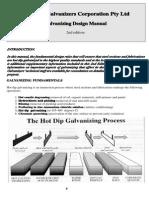 Galvanizing Design Manual