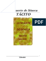 TACITO_La Muerte de Seneca