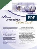 FriMar09050680351PM09510072007 ConceptWave Order Care Overview