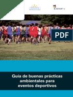 Guia Buenas Prácticas Ambientales Eventos Deportivos