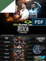 World Soccer 201516