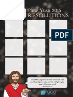 Resolutions Paper