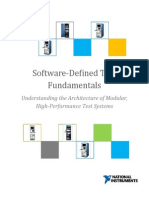 Software Defined Test Fundamentals Guide