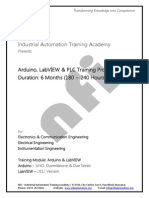 NFI Arduino Labview 6 Months Training