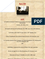 Marzo, Libros de ocasión 20€
