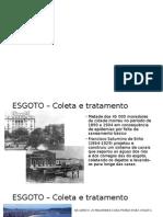 Esgoto Santos