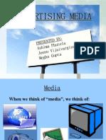 Advetising  Media