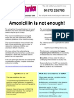 Acute Gp Newsletter September 09