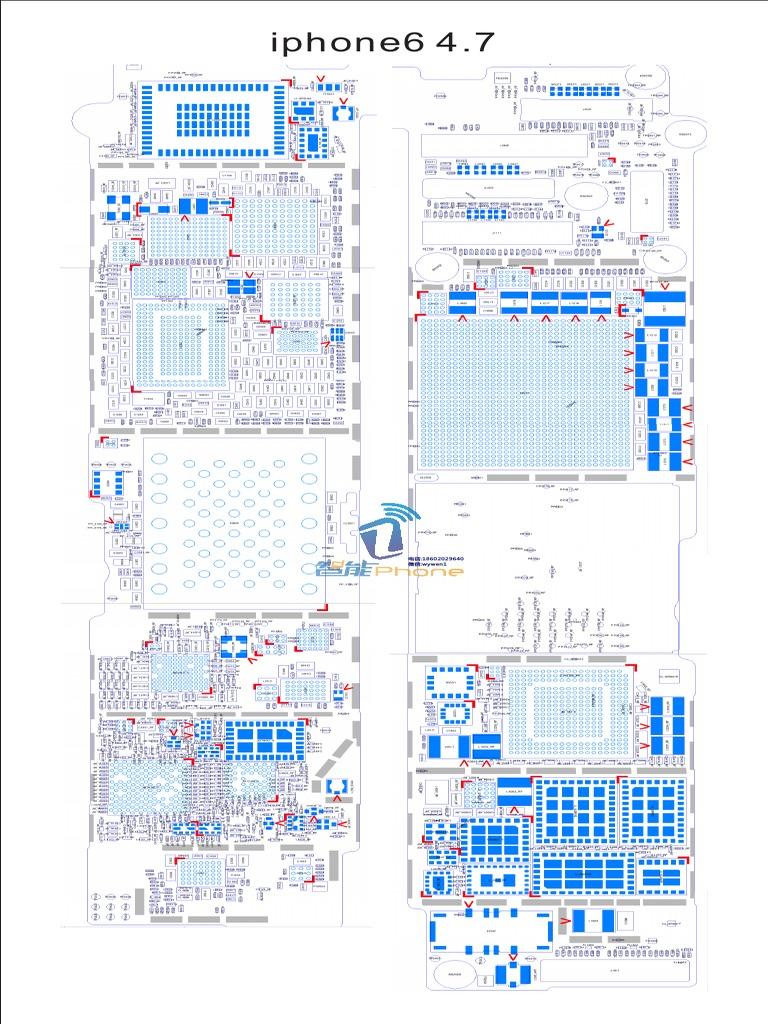 Iphone 6 Board Schematics Best Secret Wiring Diagram 4 Logic Schematic Vietmobile Vn Pdf Full Dimension Main