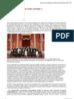 Histoire du « Nouvel ordre mondial »