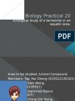 STPM Biology Practical 20