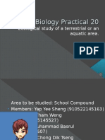 STPM Biology Practical 20