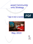 Weetwood Community Sports Strategy