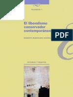 Roberto Rodríguez Guerra. El liberalismo conservador contemporáneo