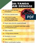 Info Denggi