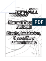 beltwall technical manual_spanish_rev3_sept_2011