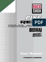RS Reba User Manual