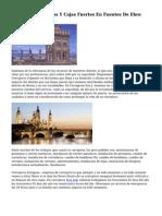 Apertura De Puertas Y Cajas Fuertes En Fuentes De Ebro