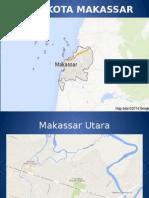 Peta Kota Makassar
