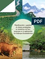 Planificación y gestión de áreas protegidas en América del sur