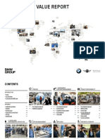 BMW - SUSTAINABLE VALUE REPORT