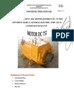 Copia de Informe Motor Electrico top drive