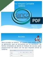 Presentación SIINCO