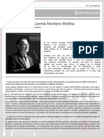 Entrevista Germà Morlans