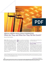 The Judges Journal, Summer 2015 Forensics Issue