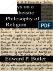 Essays on a Polytheistic Philosophy of Religion by Edward P. Butler
