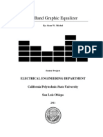 10-Band Graphic Equalizer