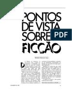 SCHAWRZ, Roberto. Pontos de Vista Sobre a Ficção. Novos Estudos CEBRAP, Nov.1983