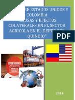 Tlc Colombia y Estados Unidos ... Metodologia de La Investigacion