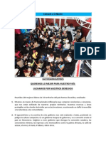 Llamado a La Nación (NICARAGUA)