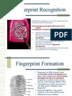 Fingerprints Overview