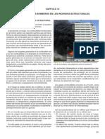 Riesgos Para Los Bomberos en Incendios Estructurales
