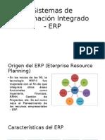 Sistemas de Información Integrado - ERP