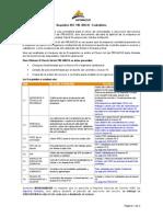 Requisitos Pre Inicio HSE Contratistas